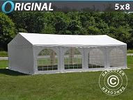 Acquista Gazebo 5 x 8m PVC